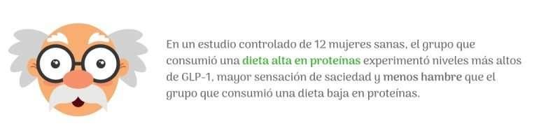 beneficio de la proteina