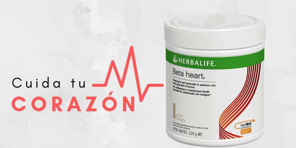 herbalife control colesterol alto beta heart post