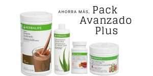 pack herbalife economico