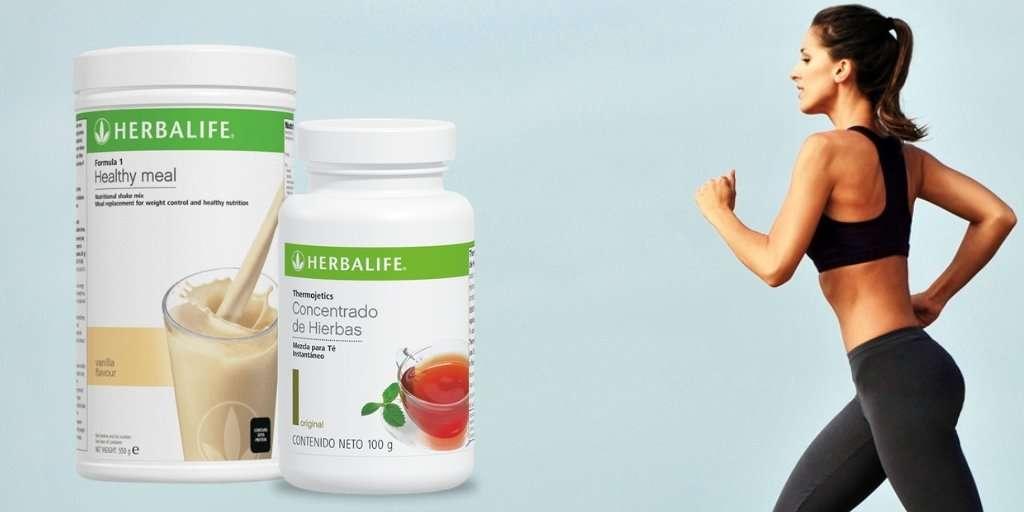 plan para bajar de peso herbalife