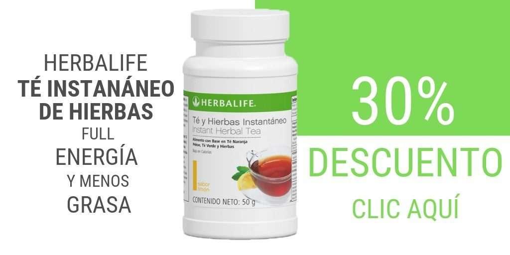 Inhibidor de apetito herbalife