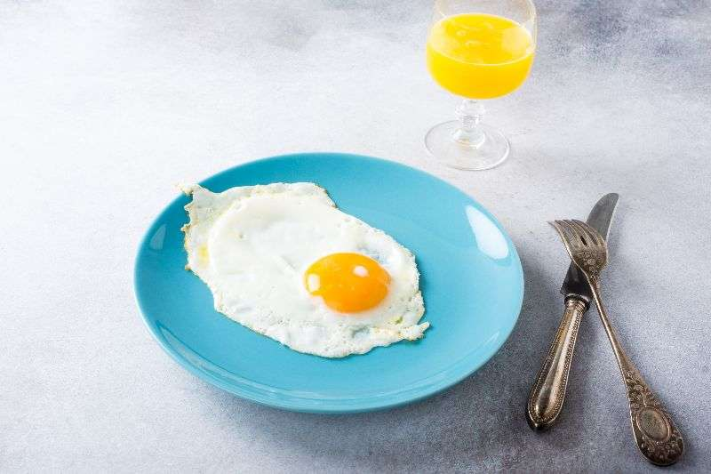 Huevo para recuperarte luego del entrenamiento
