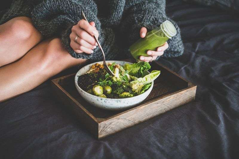 Comer saludable te ayudara a controlar tu peso