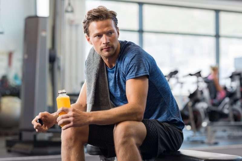 Batido Herbalife para los deportistas que desean controlar su peso corporal