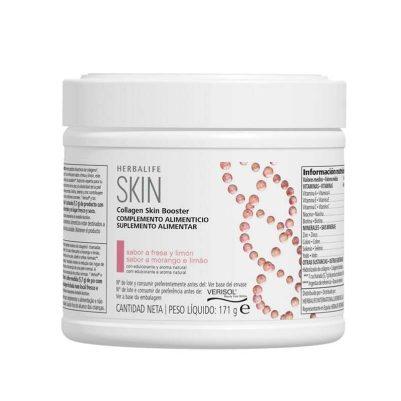 Colageno herbalife skin booster