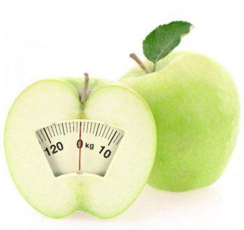 manzana-peso